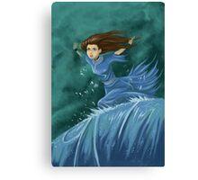 Avatar: The Last Airbender - Korra Canvas Print