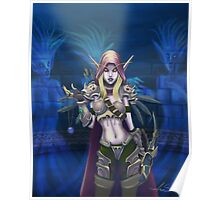World of Warcraft - Lady Sylvanas Poster