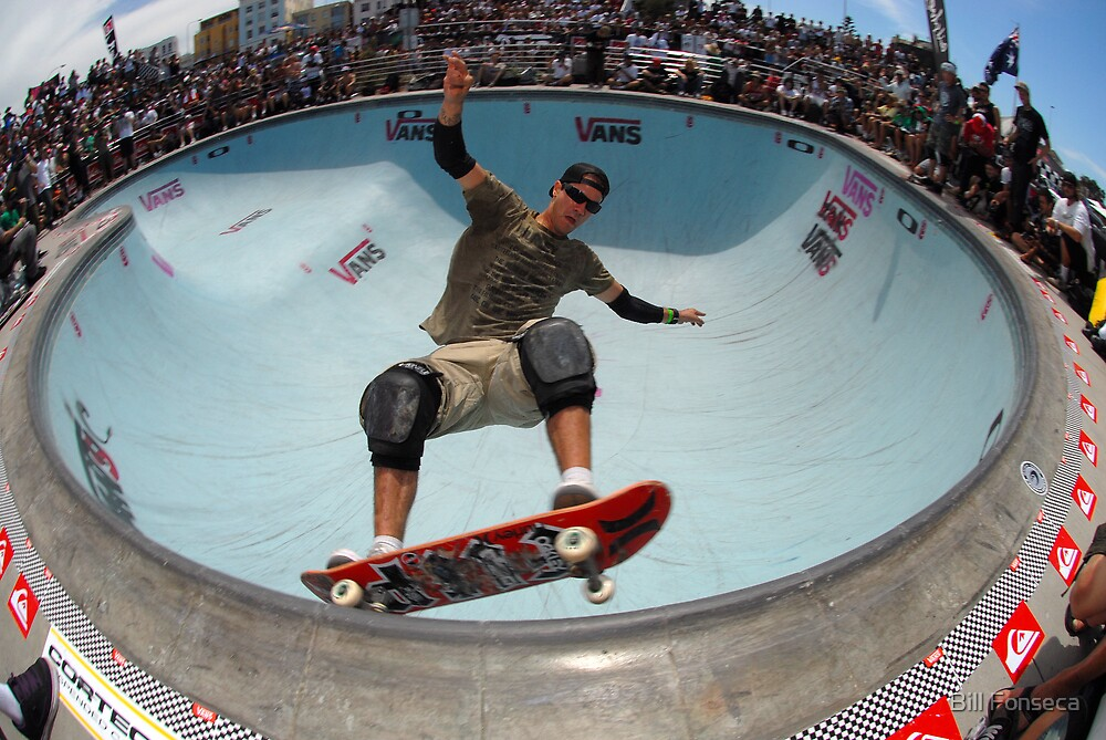 Bob Burnquist at Bondi by Bill Fonseca