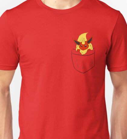 My Little Fire Fox Unisex T-Shirt