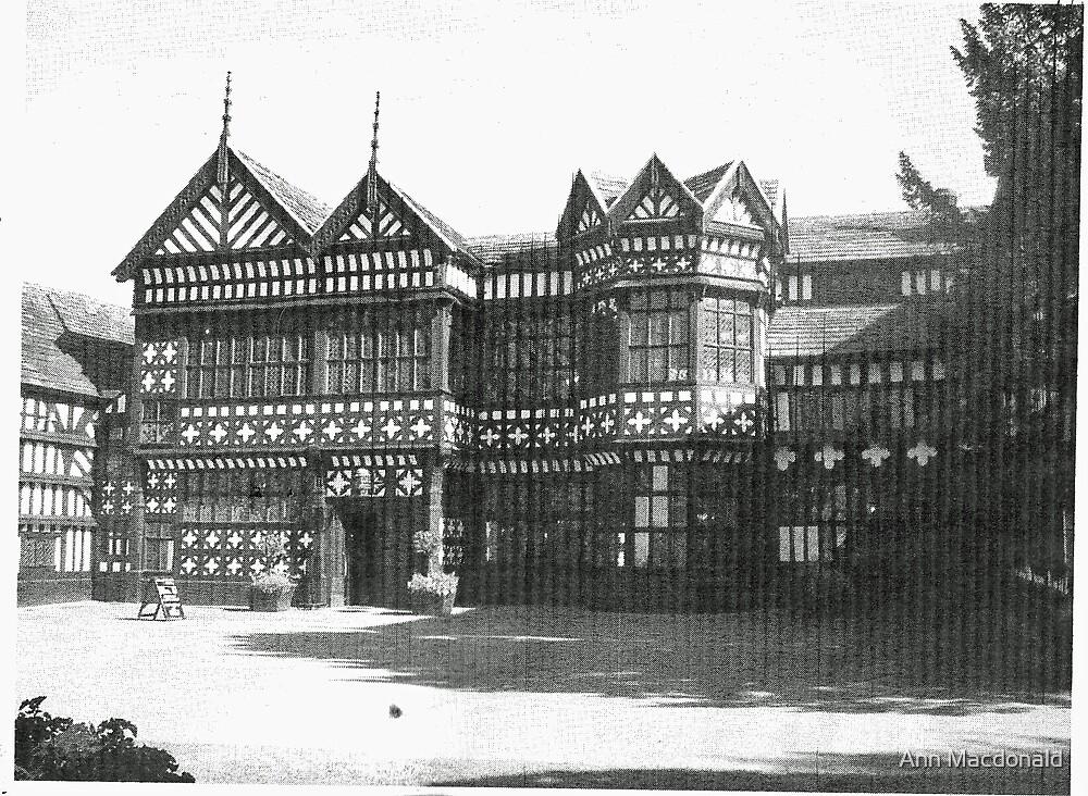 Bramall hall by Ann Macdonald