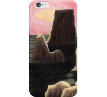 Alien Landscape iPhone Case/Skin