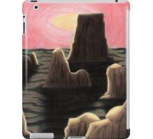 Alien Landscape iPad Case/Skin