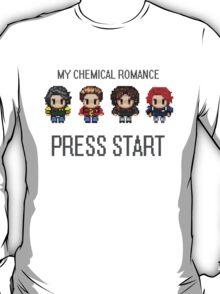 MCR - PRESS START T-Shirt