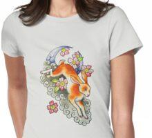 Usagi Womens Fitted T-Shirt