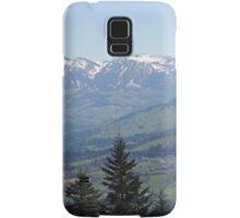 Alpine Mountain Range Samsung Galaxy Case/Skin