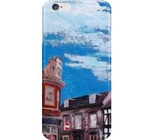 Hull, Polar Bear iPhone Case/Skin