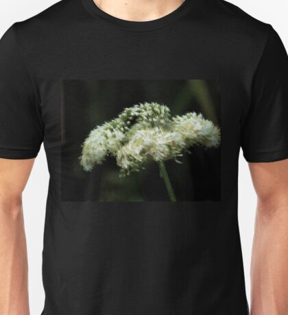 Elderberry Floral Abstract    Unisex T-Shirt