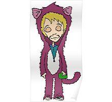 Cat man Poster