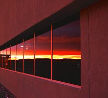Pythagorean Sunset (Recropped) by robkal