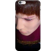 Thrown In The Skip iPhone Case/Skin