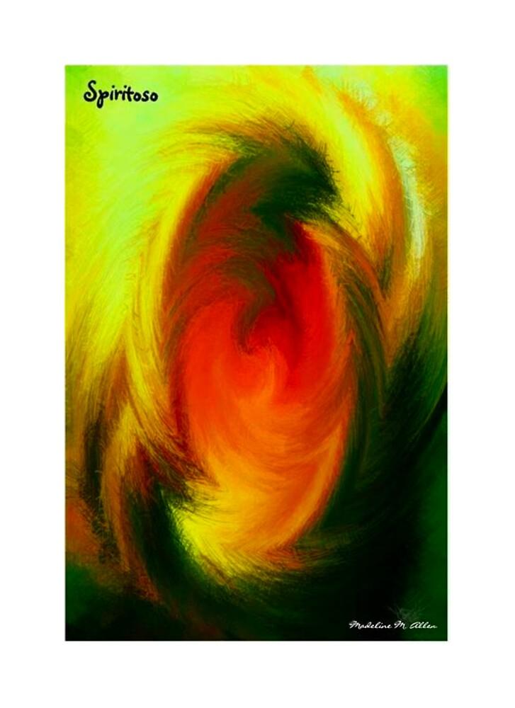 Spiritoso by Madeline M  Allen