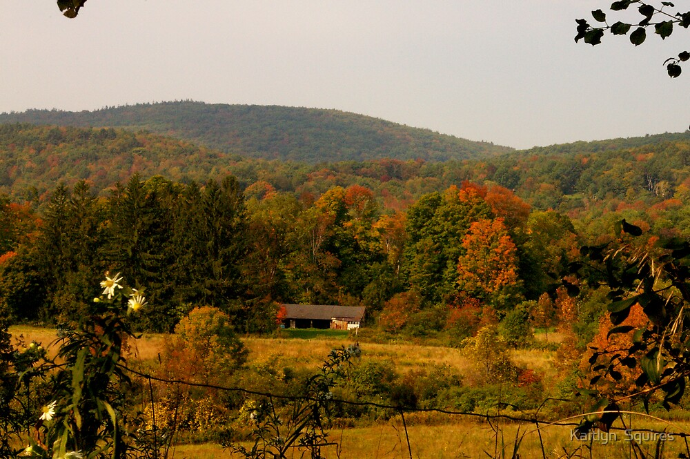 New England country by Kaitlyn  Squires