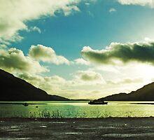 The Bonnie, Bonnie Banks of Loch Lomond by pbischop