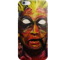 Voodoo mama iPhone Case/Skin