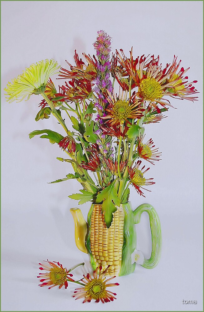 a bit corny by toma