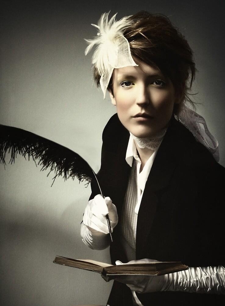 Portia - the lawyer by Rebecca Tun