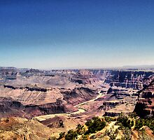 The Grand Canyon by nursestuff
