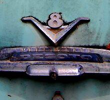 Desoto Emblem by Julie Cooper