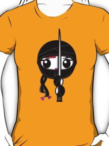 Kunoichi - Ninja Girl T-Shirt