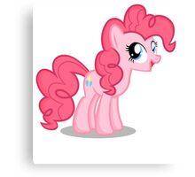 Pinkie Pie - Smile Canvas Print