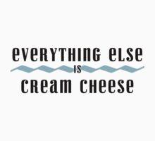 Cream Cheese Kids Tee