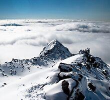 Mt. St. Helens by RKastl
