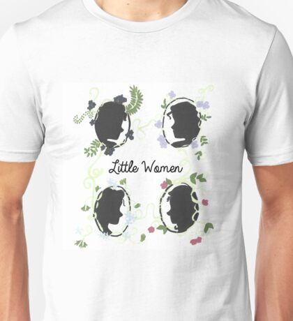 Little Women by Louisa May Alcott Unisex T-Shirt