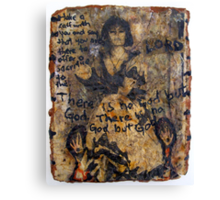 Love Amulets of the Clumsy Duchess 11 Canvas Print