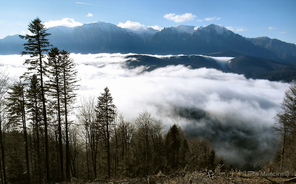 Over the Clouds II by Luca Mancinelli