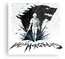 Valar Morghulis Metal Print