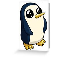 Adventure Time - Gunter Greeting Card