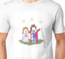 best whodipose friends Unisex T-Shirt