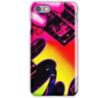 Pop Photo Guitar iPhone Case/Skin