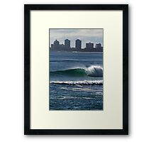 Empty Perfection Framed Print