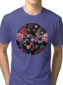 Vampire Weekend Floral Tri-blend T-Shirt