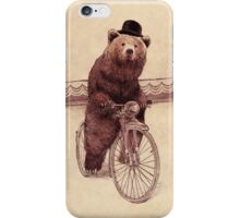 Barnabus iPhone Case/Skin