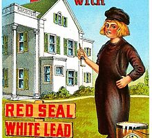 Paint with Lead Paint! by Vintagee