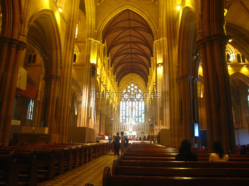 St Mary's by littlemissgiggles