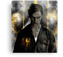 True Detective - Rust Cohle old  Canvas Print