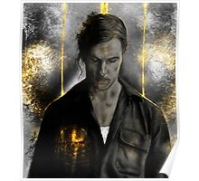 True Detective - Rust Cohle old  Poster