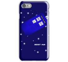 Doctor Who Rocket Man iPhone Case/Skin