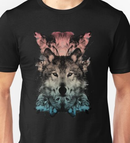 The Wolf Unisex T-Shirt