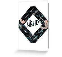 The NBHD Greeting Card