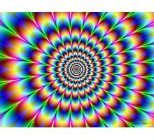 Hypnotic Photographic Print