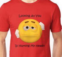 Hurting Head Tee Unisex T-Shirt