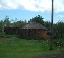 A Lesotho home by Patrick Ronan