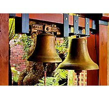 """The Mission Bells"" Photographic Print"