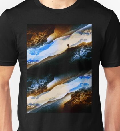 Vision of fire and ice Unisex T-Shirt