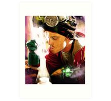 Breaking Bad - Jesse Pinkman Art Print
